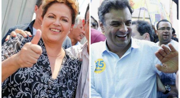 Eleições 2014 e mudança