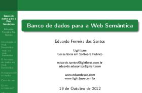 Latinoware 2012